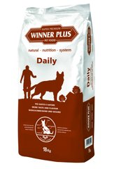 Winner Plus Professional Daily - Professional dog food for daily use, 18 kg