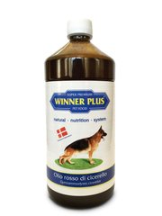 WINNER PLUS Red Sand Eel-Oil, 1000 ml