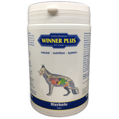 WINNER PLUS Brewer's yeast Tabs, 200 g