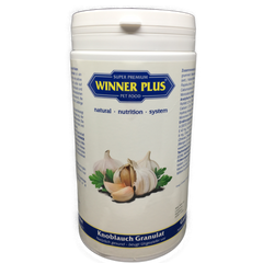 WINNER PLUS Garlic Granules, 600 g